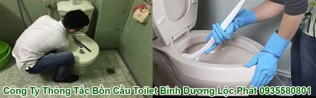 Công Ty Thông Tắc Bồn Cầu Toilet Bình Dương Lộc Phát 0935580801