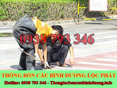 Dịch Vụ Hút Nạo Vét Hố Ga Thủ Dầu Một Bình Dương 0935580801
