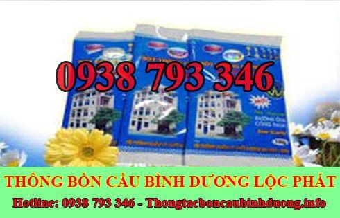 Bán bột thông bồn cầu Thủ Dầu Một Bình Dương 0938793346
