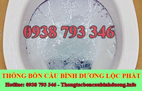 Hướng dẫn cách xử lý bồn cầu rút thoát nước chậm 0938793346