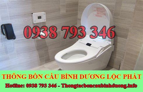 Lộc Phát chống hôi bồn cầu toilet nhà vệ sinh Thủ Dầu Một Bình Dương
