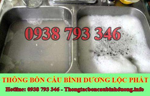 Thợ sửa bồn rửa chén bát Thủ Dầu Một Bình Dương 0938793346