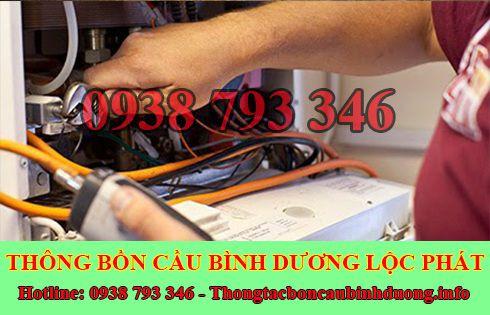Thợ sửa chữa điện nước Thủ Dầu Một Bình Dương 0938793346