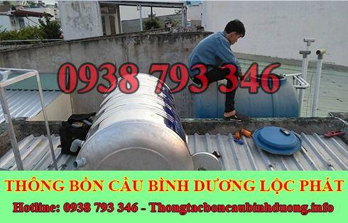 Bảng giá vệ sinh bồn nước Thủ Dầu Một Bình Dương 0938793346